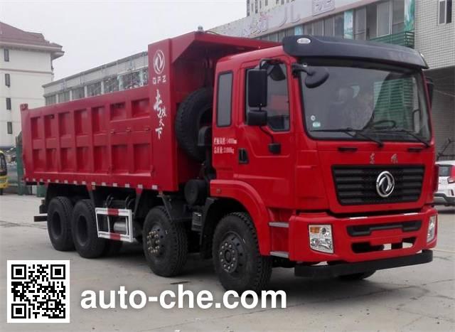 Dongfeng DFZ3310GSZ5D4 dump truck