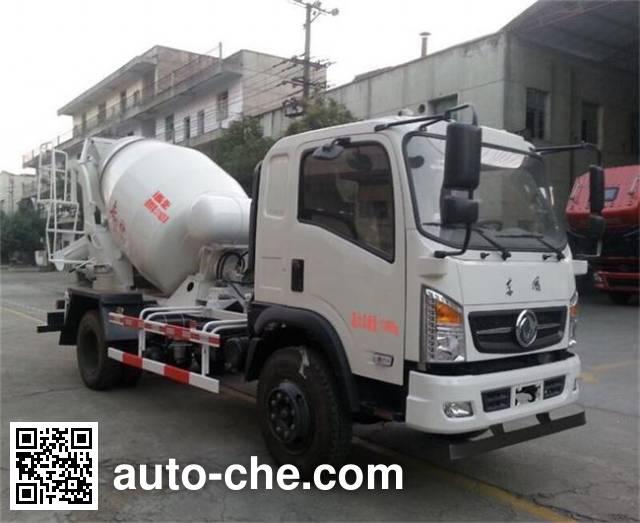 东风牌DFZ5110GJBSZ4D1混凝土搅拌运输车
