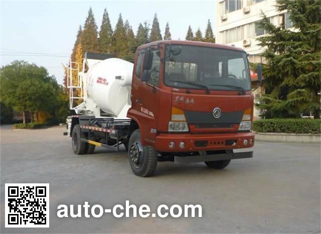 东风牌DFZ5120GJBGSZ4D1混凝土搅拌运输车