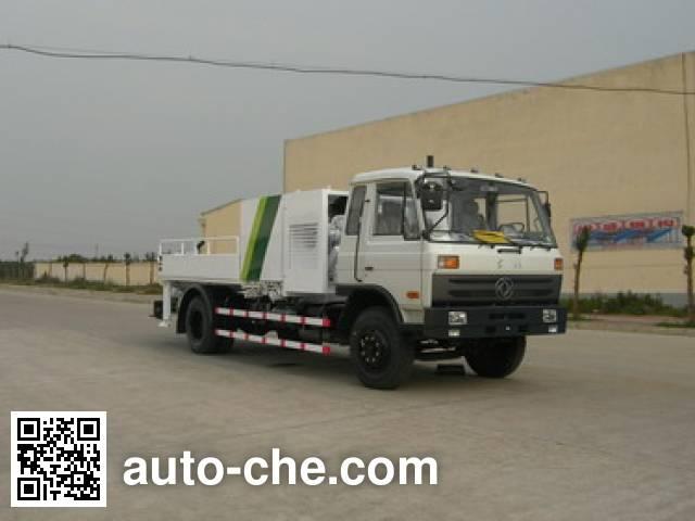 东风牌DFZ5126THBK1混凝土泵车