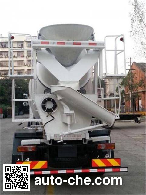 东风牌DFZ5160GJBSZ4D3混凝土搅拌运输车