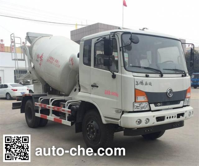 东风牌DFZ5160GJBSZ5D1混凝土搅拌运输车