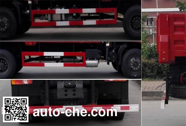 Dongfeng DFZ5160JSQSZ5D1 truck mounted loader crane