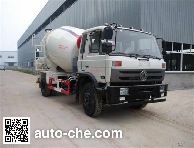 Dongfeng DFZ5168GJBSZ4D concrete mixer truck