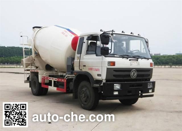 东风牌DFZ5168GJBSZ4DS混凝土搅拌运输车