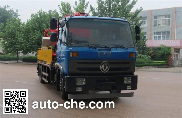 东风牌DFZ5168THBSZ4D混凝土泵车