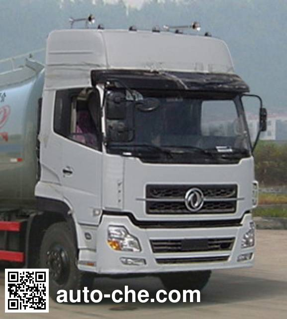 东风牌DFZ5200GFLAX8粉粒物料运输车