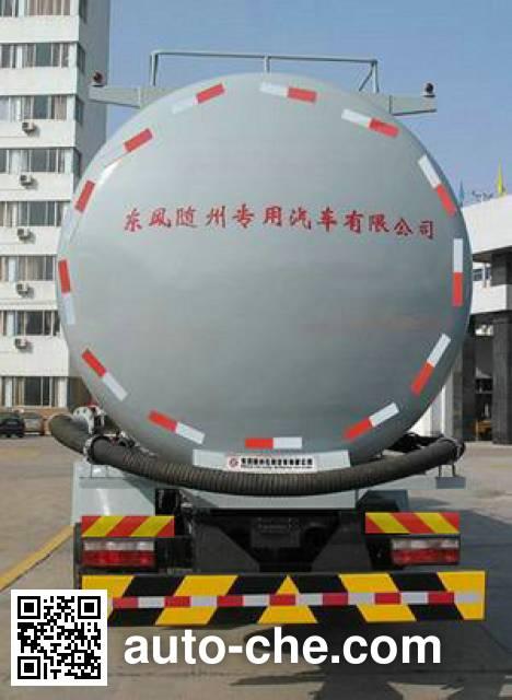 Dongfeng DFZ5240GFLWB3G bulk powder tank truck
