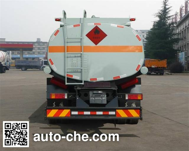 Dongfeng DFZ5250GJYGD5N1 fuel tank truck