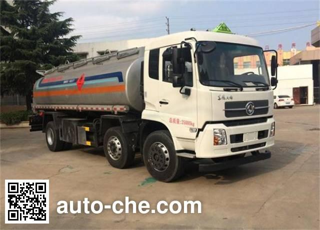 Dongfeng DFZ5250GYYBXVS oil tank truck