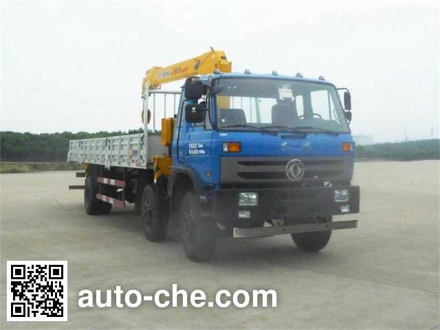 Dongfeng DFZ5250JSQSZ4D truck mounted loader crane