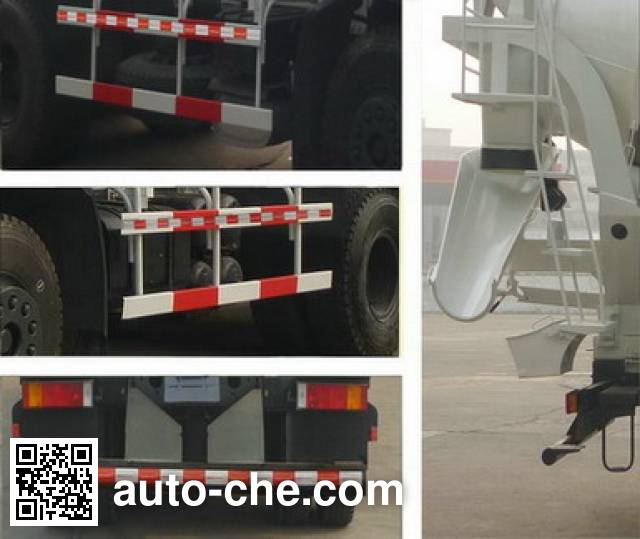 东风牌DFZ5251GJBA4S混凝土搅拌运输车