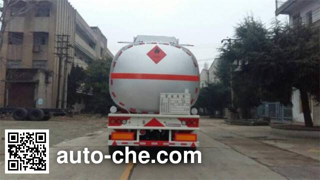 Dongfeng DFZ9350GYY oil tank trailer