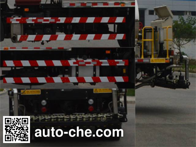 Dagang DGL5124GLQ-F084 asphalt distributor truck
