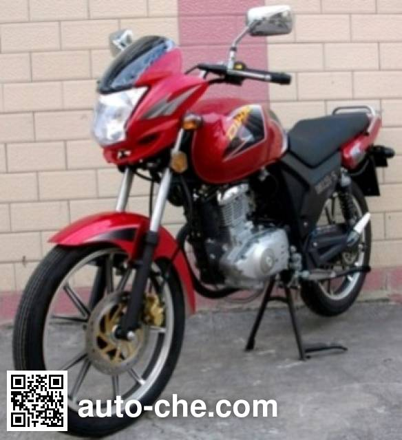 Emgrand DH125-S motorcycle