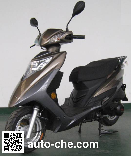 Emgrand DH125T-2 scooter