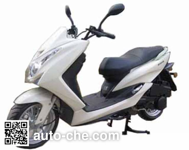 Emgrand DH125T-6 scooter