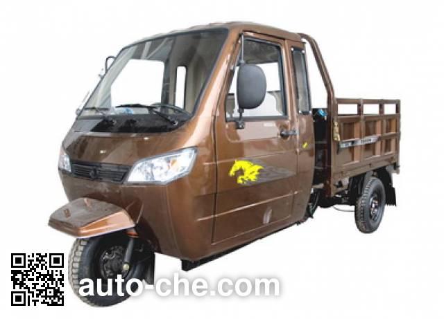 Donghong DH250ZH-3C cab cargo moto three-wheeler
