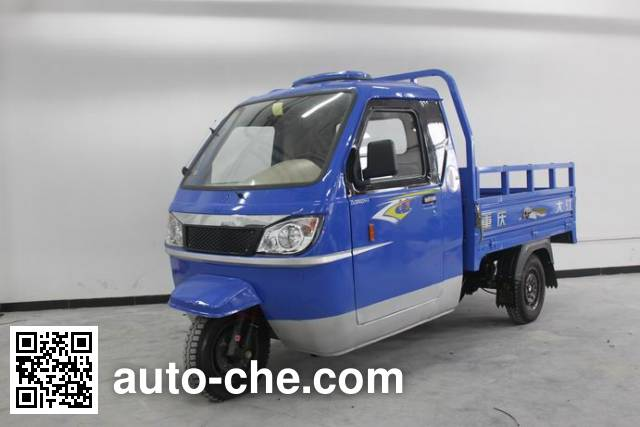 Dajiang DJ250ZH-5 cab cargo moto three-wheeler