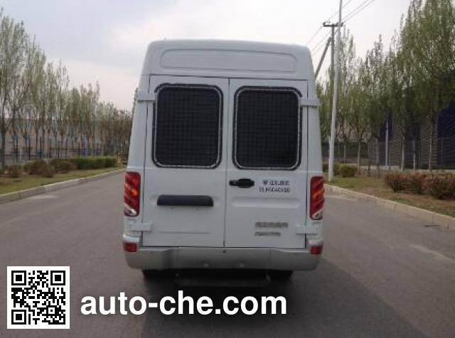 Liaoji Luhang DLH5040XQC prisoner transport vehicle