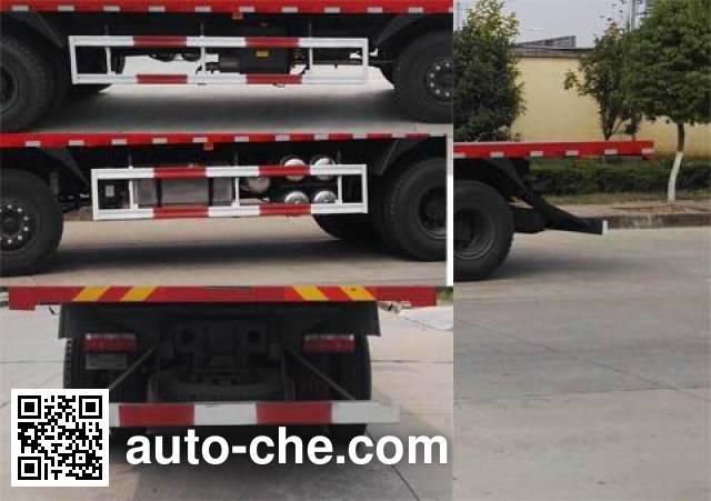 Dali DLQ3310G5 flatbed dump truck