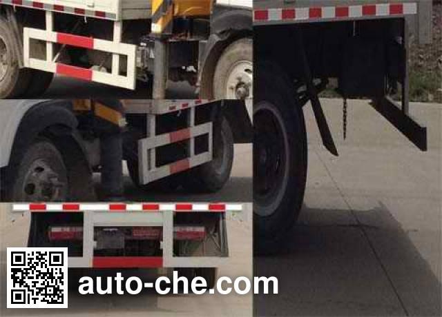 Dali DLQ5070JSQW4 truck mounted loader crane