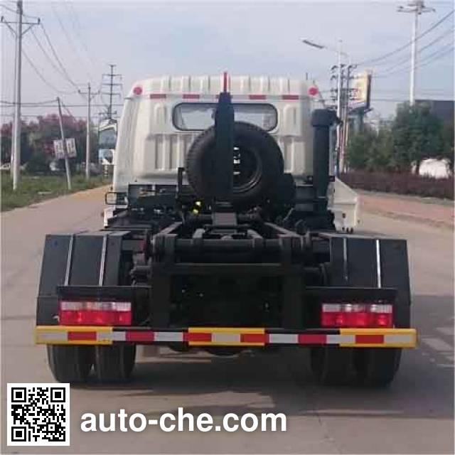 大力牌DLQ5070ZXX5车厢可卸式垃圾车
