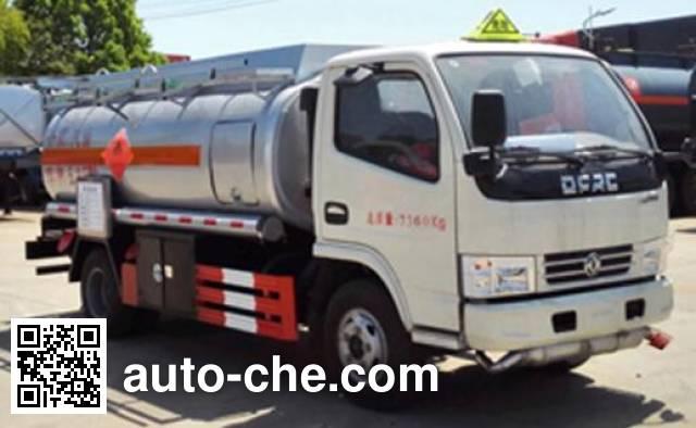 Dali DLQ5071GJY5 fuel tank truck