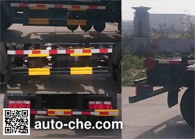 大力牌DLQ5080ZXXY5车厢可卸式垃圾车
