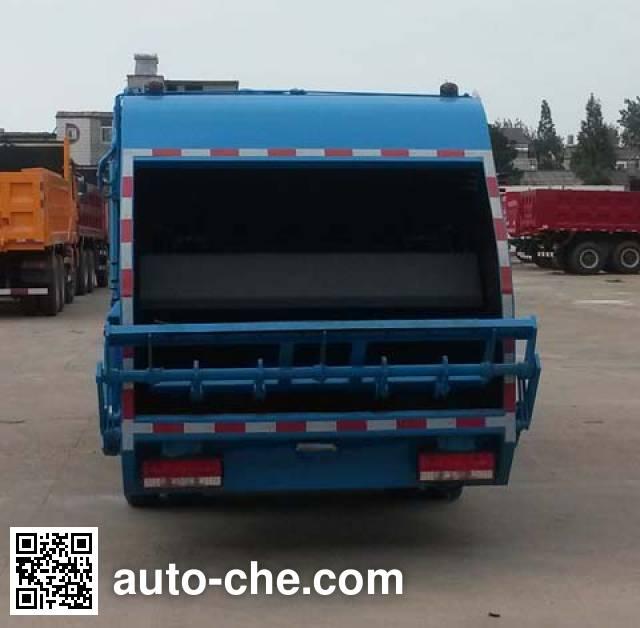 Dali DLQ5080ZYSC5 garbage compactor truck
