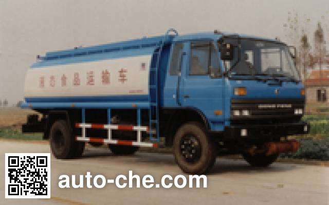 Dali DLQ5110GYS liquid food transport tank truck