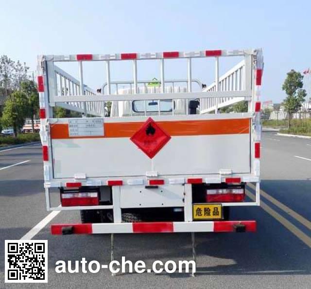 大力牌DLQ5110TQPJX气瓶运输车