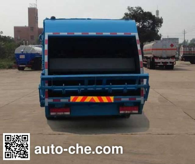 Dali DLQ5120ZYSX5 garbage compactor truck