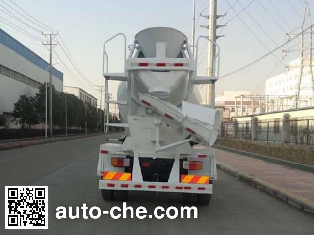 大力牌DLQ5142GJBG4混凝土搅拌运输车