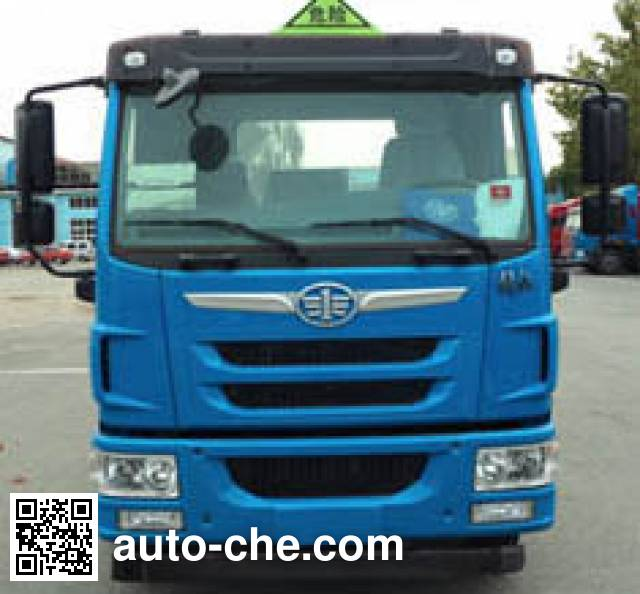 Dali DLQ5160GFWC5 corrosive substance transport tank truck