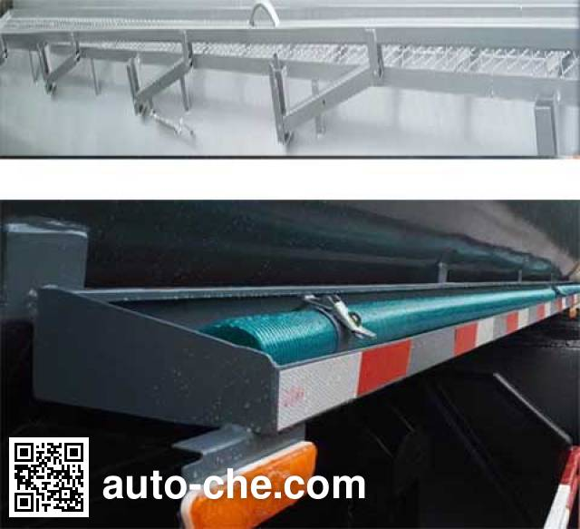 Dali DLQ5160GFWDFL5 corrosive substance transport tank truck