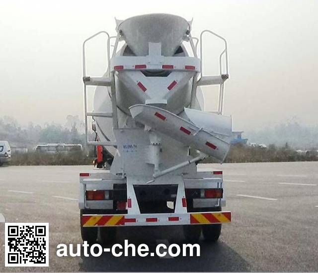 Dali DLQ5160GJBG5 concrete mixer truck