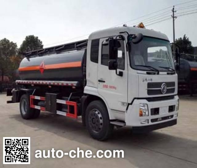 Dali DLQ5160GRYD flammable liquid tank truck
