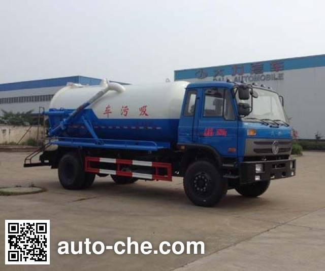 Dali DLQ5160GXW5 sewage suction truck
