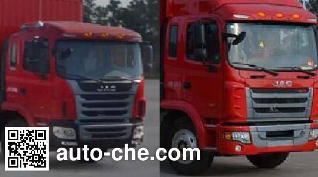 Dali DLQ5160TPBY5 flatbed truck