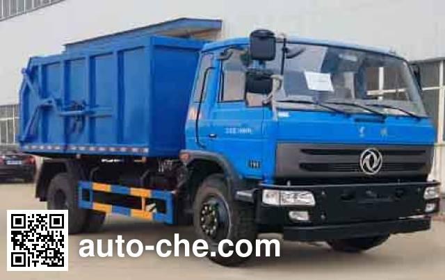 Dali DLQ5160ZDJL3 docking garbage compactor truck