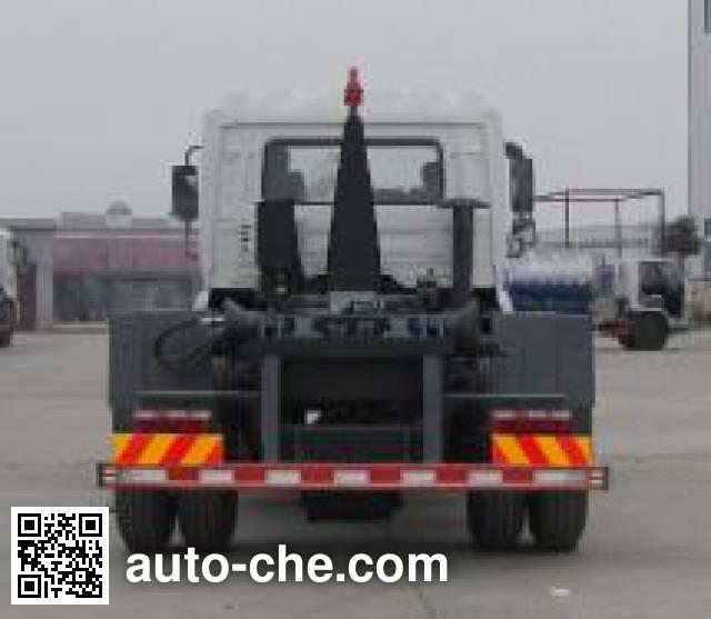 大力牌DLQ5160ZXXZY5车厢可卸式垃圾车