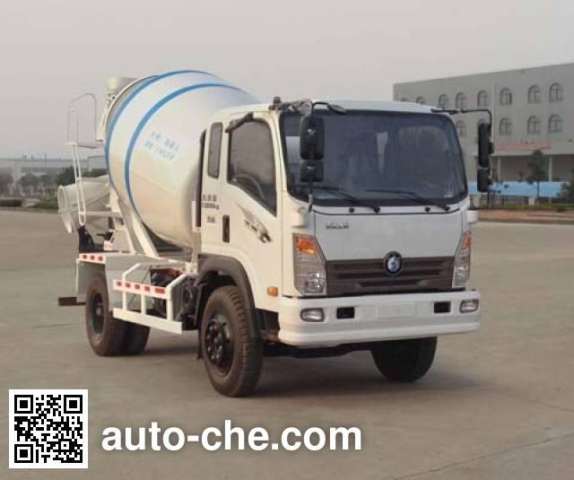 Dali DLQ5161GJBL4 concrete mixer truck
