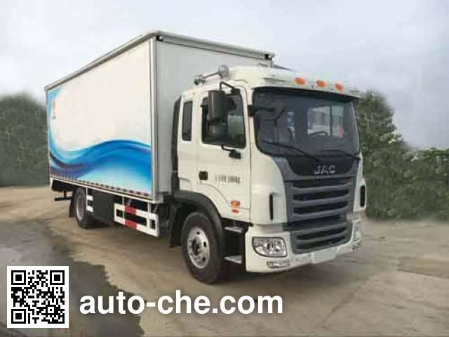 Dali DLQ5161XWTY5 mobile stage van truck