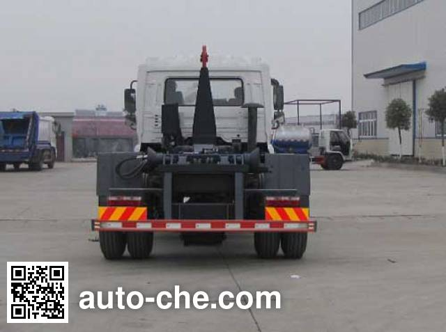 大力牌DLQ5161ZXXZY5车厢可卸式垃圾车