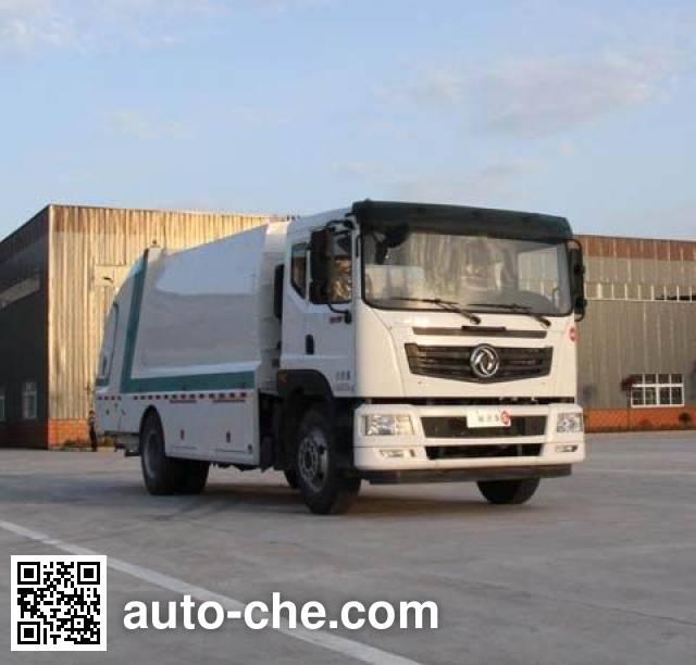 Dali DLQ5168ZYSL5 garbage compactor truck