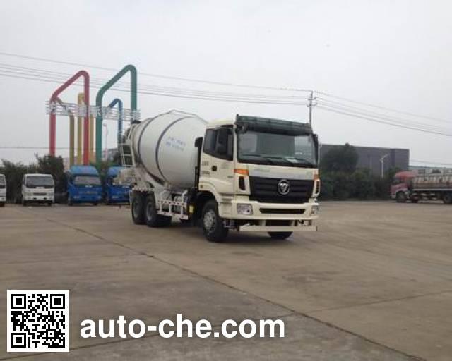 Dali DLQ5250GJBL4 concrete mixer truck