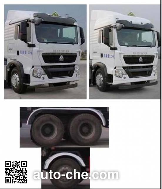 大力牌DLQ5250GYYZ5运油车
