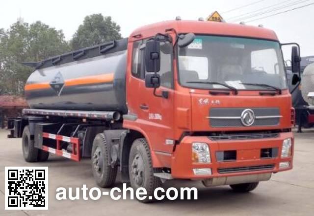 Dali DLQ5251GFWD5 corrosive substance transport tank truck