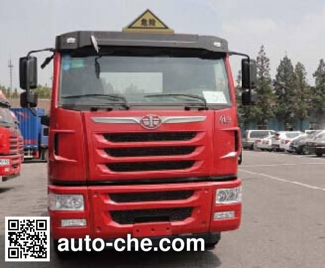 Dali DLQ5310GFWC5 corrosive substance transport tank truck